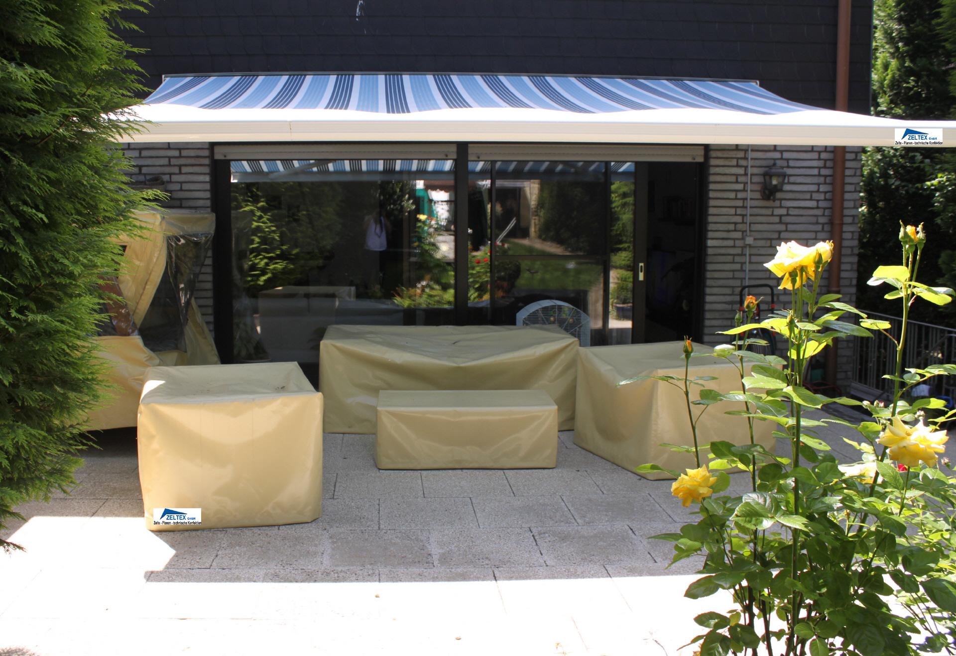 Hervorragend Gartenmöbel Abdeckung